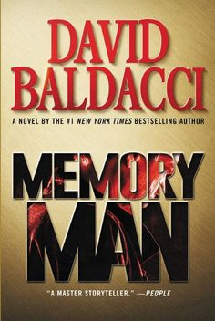 A brand new release out today from David Baldacci!