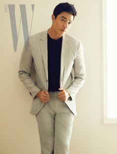 Daniel Henney - W Korea
