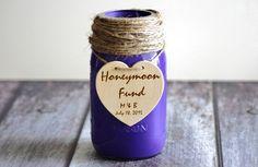 Hey, I found this really awesome Etsy listing at https://www.etsy.com/listing/233652241/honeymoon-fund-jar-custom-mason-jars