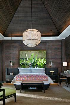 Guestroom at Mandapa, A Ritz-Carlton Reserve, Ubud, Indonesia