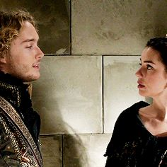 Francis & Mary #Reign #Frary