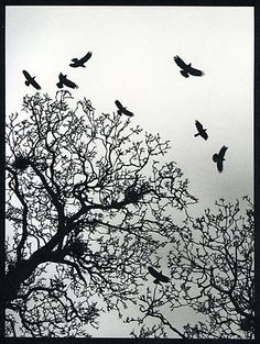 This has been done by John speights and is called rooks and I love it. This has been done by adding paper cuts to paper cuts to create a beautiful piece this could be used to for card decorations or personal use
