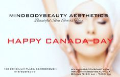 Happy Canada Day, Facial Massage, Facial Treatment, Radiant Skin, Acupressure, Aromatherapy, Gadgets, Aesthetics, Beauty