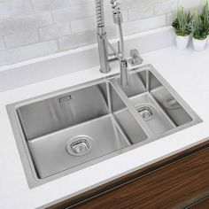 Best Kitchen Sinks, Kitchen Tops, Kitchen Units, Kitchen Appliances, Home Design Decor, Dream Home Design, House Design, Home Decor, Modern Kitchen Renovation