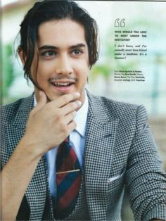 Avan Jogia from twisted