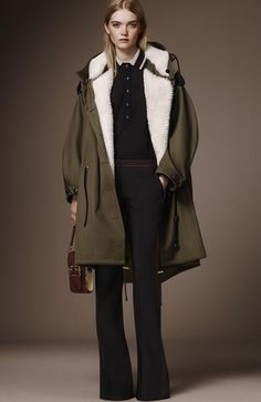 Burberry Pre-Collection Autumn Winter 2016