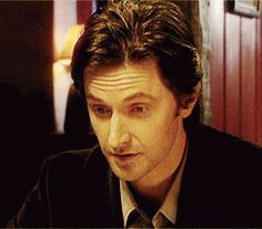 Richard Armitage as Harry Kennedy in The Vicar of Dibley (2006) (gif)