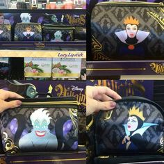 Spotted: Walgreens Fall 2015 Disney Villains Collection