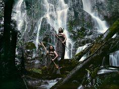 ジミー・ネルソン(Jimmy Nelson) > BEFORE THEY PASS AWAY(http://www.beforethey.com/) > (彼らが消えて行く前に) > 少数民族の文化を記録したプロジェクト > マオリ (ニュージーランド)