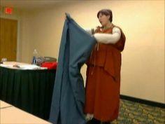 Fundamentals of Roman Dress  http://annasrome.com/