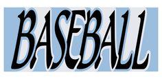baseball wordbook FREE SVG