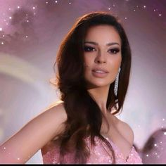 Nadine Njeim - Make up by @paulconstantinian thank you my dear :)