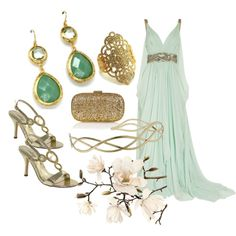 This looks like a goddess ensemble :)