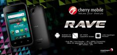 Cherry Mobile Superion Plus Duo and Cherry Mobile Rave Announced