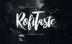 RofiTaste | dafont.com
