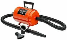 Metro Air Force Steel Commander Variable Speed Dog Dryer 117 HP ** Details can be found by clicking on the image.