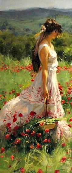 Vicente Romero Redondo Paintings | Vicente Romero Redondo