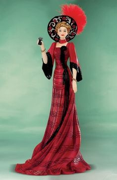 "Coca-Cola - ""Elegance of Coca Cola"" - Pause and Linger Coca Cola Lady Figurine"