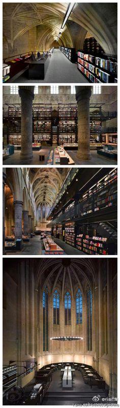 Selexyz bookstore in Holland