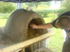 Pizzaofen Bauanleitung