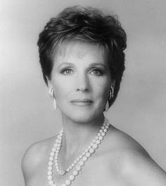 Julie Andrews, she is so regal! <3