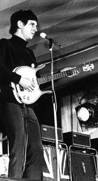 John Entwistle - The Who - Danelectro Longhorn bass