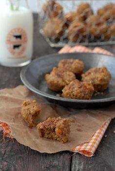Fall Spice Mini Muffins (gluten-free)