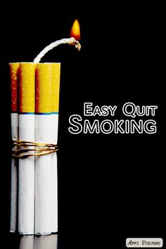 Easy Quit Smoking Tips dispelled the illusion that it is difficult to quit and that you have to go through ...
