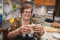 Αγροσελίδα: Η κυρία Βέτα φτιάχνει γνήσιες νεράτες μυζηθρόπιτες Cooking, Breakfast, Food, Kitchen, Morning Coffee, Eten, Meals, Morning Breakfast, Cuisine