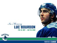 Eleven years ago today, the universe lost a kind young man to a motorcycle accident. This young man also happened to be an all-star in the making, professional NHL hockey player. Hope you're resting well. Vancouver misses you! Vancouver Canucks, Hockey Players, Fun Games, Nhl, All Star, Motorcycle, Shit Happens, Young Man, Instagram Posts