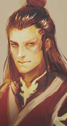 Zuko - i may have repinned this already but GOT DAYUM! COME ON! He's just too sexeh! <3