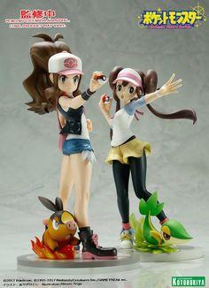 Kotobukiya is back with more Pokemon ARTFX J figures! Also with Lillie, Rosa, and Hilda. Flareon Pokemon, Pokemon Waifu, Pokemon Toy, Cool Pokemon Cards, Black Pokemon, Pokemon Special, Anime Toys, Anime Figurines, Star Wars Humor