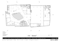 Vershina Trade and Entertainment Center,plan 05