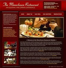 This restaurant website template offers an information-rich layout with a striking design flare that makes it the ideal restaurant template for a wide variety of dining establishments. Restaurant Website Templates, Web Design, Fine Dining, Menu, Target Audience, Sample Resume, Image, Restaurants, Menu Board Design