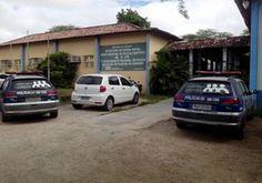DE OLHO 24HORAS: Policial é preso suspeito de integrar grupo envolv...