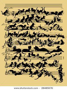 Black cat music