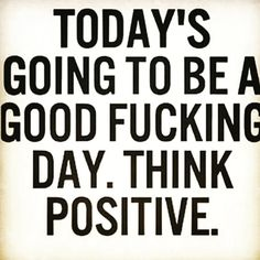 Oh yes yes yes it is!  #goodday #happy #goodvibesonly #love #positive #livethelifeyoulove #yoga #YogaEveryDamnDay