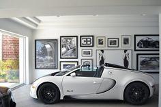 Bugatti Garage