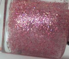 SALE ITEM Blossom  Nail Polish  Pink by Sparklysharpfabulous, $6.00