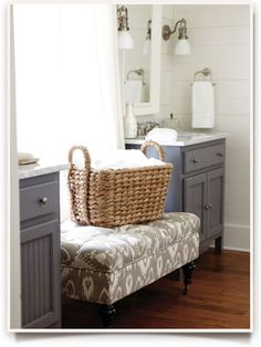 Southern Living Idea House 2012 | Bathroom