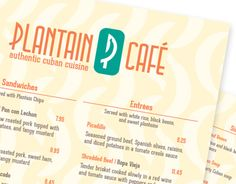 Confira este projeto do @Behance: \u201cPlantain Cafe\u201d https://www.behance.net/gallery/11125117/Plantain-Cafe