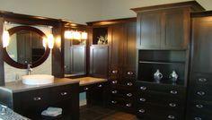 Century Cabinets | Orange City, Iowa | Bathrooms Page Century Cabinets, Orange City, Iowa, Baths, Bathrooms, Kitchen Cabinets, House, Home Decor, Decoration Home