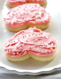 Sugar Cookies - soft, fluffy, and perfect. the-girl-who-ate-everything.com