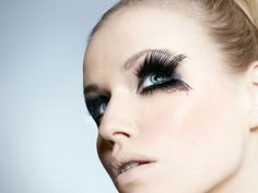 Bold and Long Fake Eyelashes | Black Fake Eyelashes