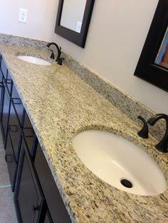 Bathroom Sinks Knoxville Tn celeste lg quartz bathroom vanity install for the breeden family