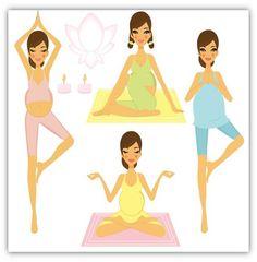Beneficios del yoga para embarazadas