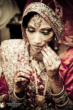 Bangladeshi Wedding - Bridal Photo-shoot, Sydney by Photographer Sydney, via Flickr