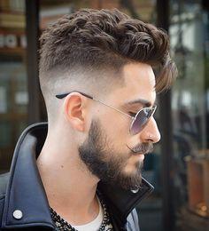 Haircut by virogas.barber http://ift.tt/1n6u6RQ #menshair #menshairstyles #menshaircuts #hairstylesformen #coolhaircuts #coolhairstyles #haircuts #hairstyles #barbers