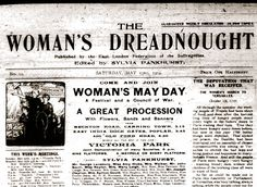 'The Woman's Dreadnought' - 23rd May 1914 edition. img082 - Version 2