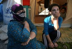 International Violence Against Women Act - In some refugee camps , Syrian women have been told not to use the bathroom past 10pm because of the threat of sexual violence.
